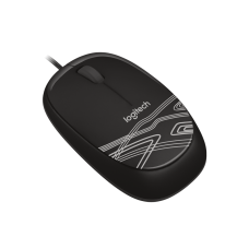 Logitech Mouse-USB-M105-Black